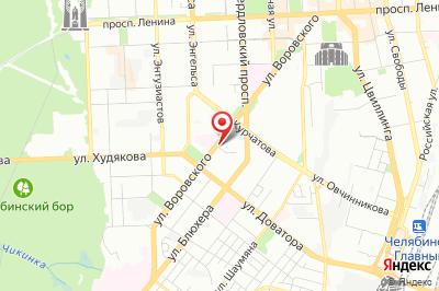 Челябинск, ул. Воровского, д. 45