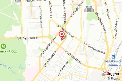 Челябинск, ул. Крупской, д. 23, лит. Б