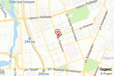 Челябинск, ул. Горького, д. 57