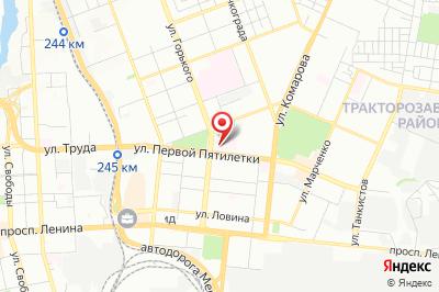 Челябинск, ул. Горького, д. 16