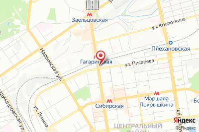 Новосибирск, пр. Красный, д. 86