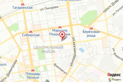Новосибирск, ул. Ломоносова, д. 55
