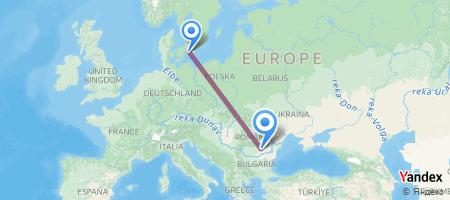 MMX - OTP Itinerariu de zbor
