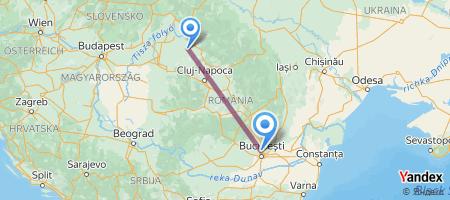SUJ - OTP Itinerariu de zbor