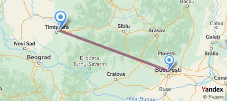 OTP - TSR Itinerariu de zbor