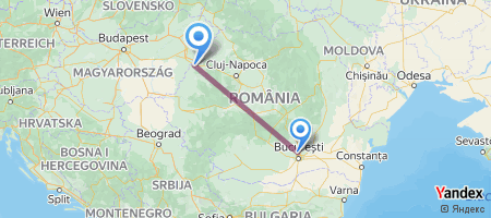 OTP - OMR Itinerariu de zbor