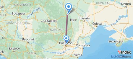 OTP - SCV Itinerariu de zbor
