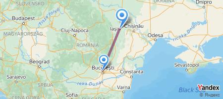 OTP - IAS Itinerariu de zbor