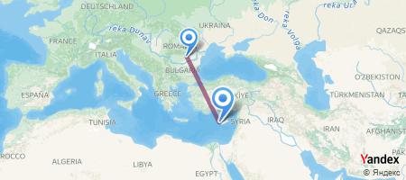 OTP - PFO Itinerariu de zbor