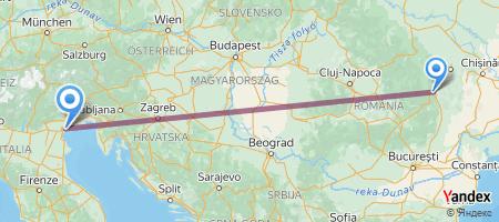 BCM - VCE Itinerariu de zbor