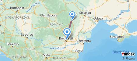 BCM - OTP Itinerariu de zbor