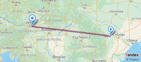 IAS - VIE Itinerariu de zbor
