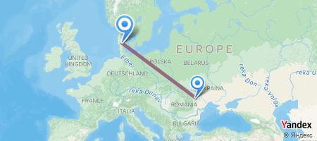 IAS - BLL Itinerariu de zbor