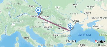 CND - VIE Itinerariu de zbor