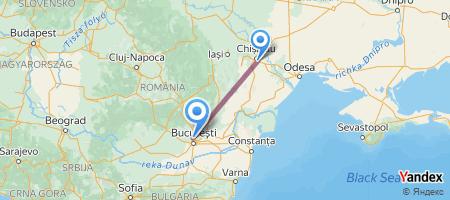 KIV - OTP Itinerariu de zbor