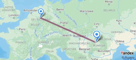 DTM - CLJ Itinerariu de zbor