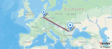 DTM - OTP Itinerariu de zbor
