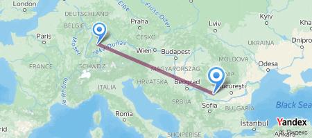 STR - CRA Itinerariu de zbor