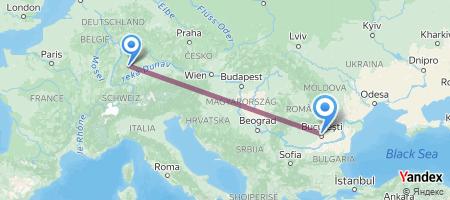 STR - OTP Itinerariu de zbor
