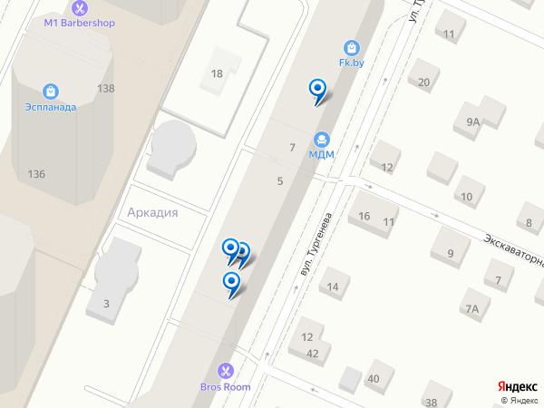 Виртуальные 3D туры панорамного фотографа Kovrovaby на карте. -----