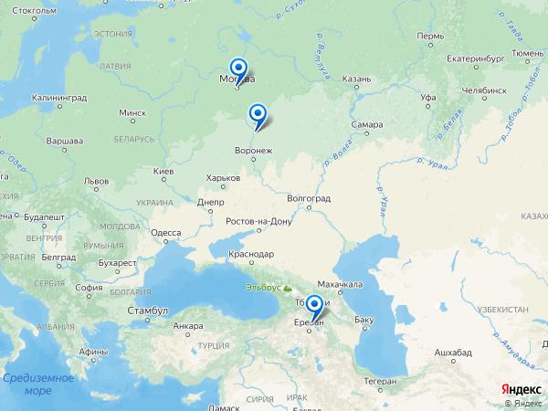 Виртуальные 3D туры панорамного фотографа Shevchenko на карте. Россия, Москва, Волгоградский проспект