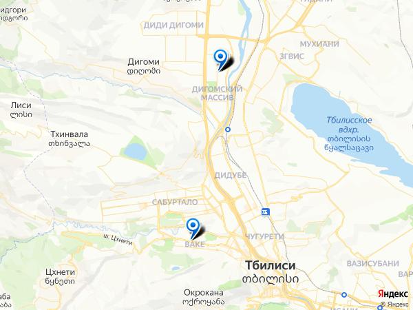 Виртуальные 3D туры панорамного фотографа Konstant.s18 на карте. -----
