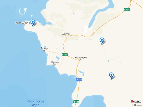 Виртуальные 3D туры панорамного фотографа Pestsovya на карте. Казахстан, Мангистауская область, Актау, парк Акбота