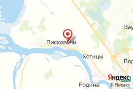Бассейн в Писковичах карта Псков