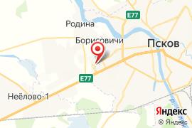 АВС SCHOOL карта Псков