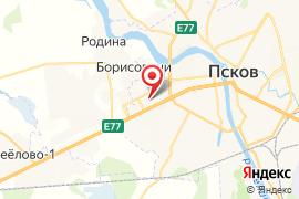 Тхеквондо карта Псков