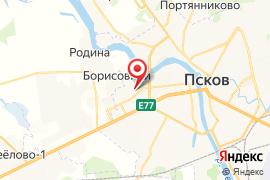 Надежда карта Псков