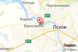 Бэби-клуб карта Псков