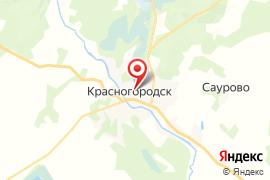 Красногородский вал (городище) карта Псков