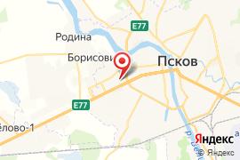 Рекорд карта Псков