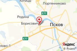 Лингвист карта Псков
