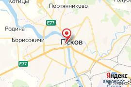 Радуга карта Псков