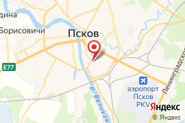 ГКЦ карта Псков