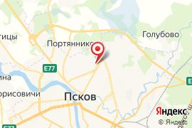 Фитнес Энергия карта Псков