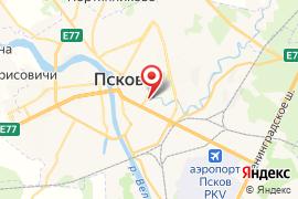 Универсант карта Псков