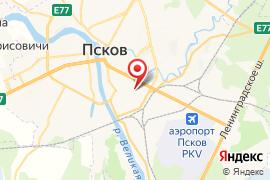 Визус карта Псков