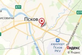 Динамо карта Псков