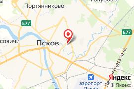 Ипподром карта Псков