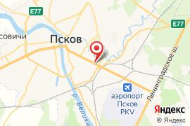 Небо карта Псков