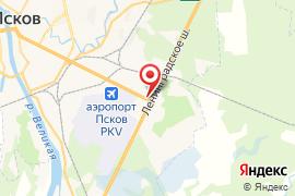 Областной центр единоборств карта Псков