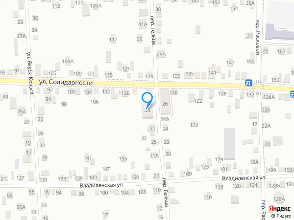 Карта объекта ЖК «Александровская усадьба»