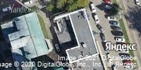 Фотография со спутника Яндекса, 2-я Железнодорожная улица, дом 28 в Иркутске