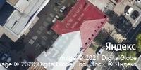 Фотография со спутника Яндекса, улица Карла Маркса, дом 9 в Иркутске