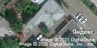 Фотография со спутника Яндекса, улица Литвинова, дом 12 в Иркутске