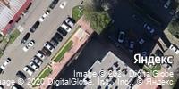 Фотография со спутника Яндекса, 6-я Советская улица, дом 24 в Иркутске