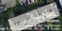 Фотография со спутника Яндекса, Волжская улица, дом 1 в Иркутске